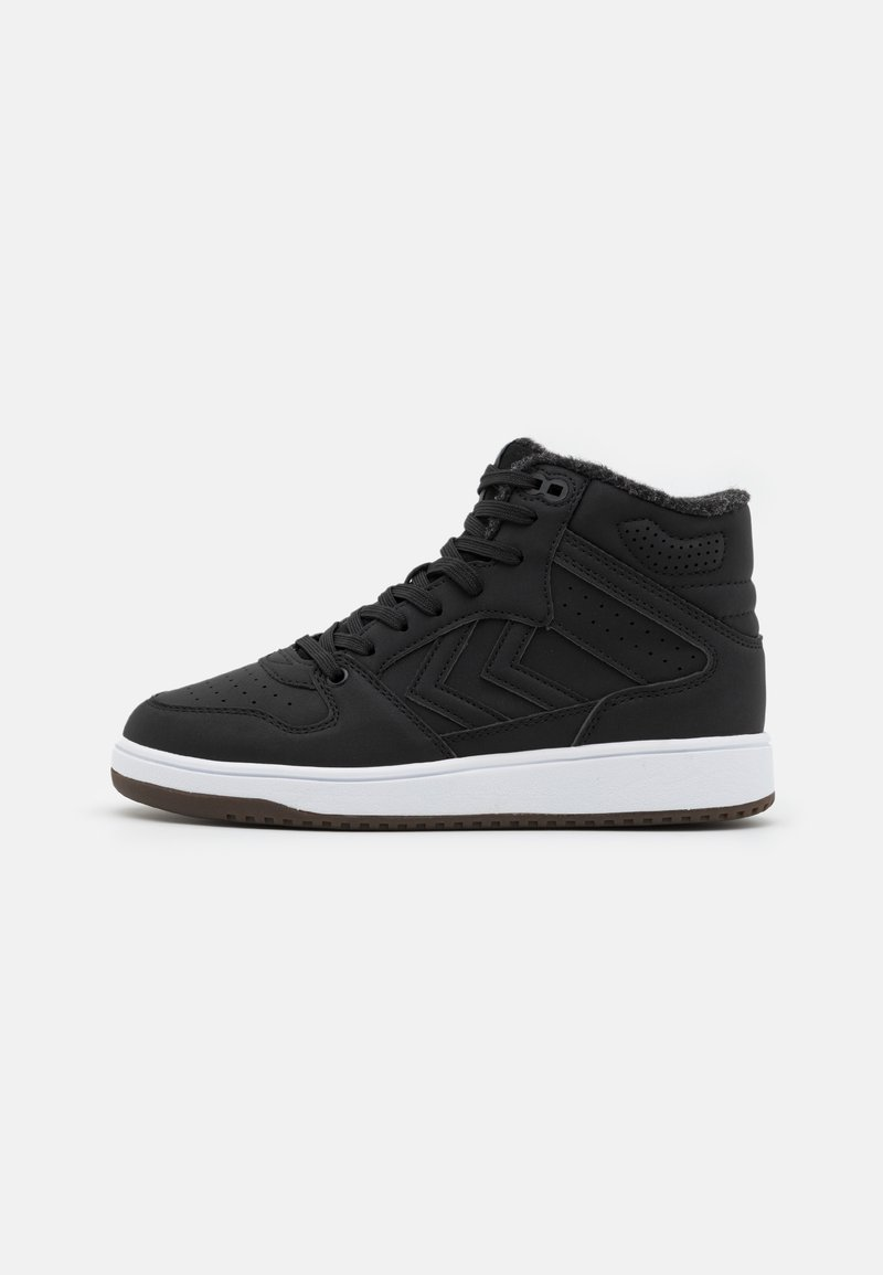 Hummel - ST POWER PLAY MID WINTER UNISEX - High-top trainers - black