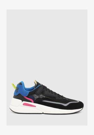 SERENDIPITY - Sneakers basse - black/blue