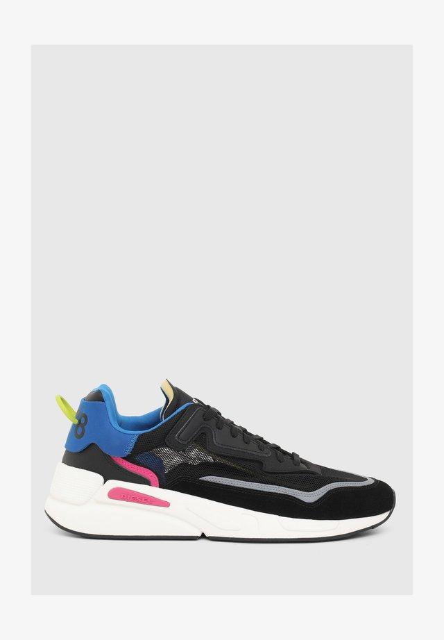 SERENDIPITY - Sneaker low - black/blue