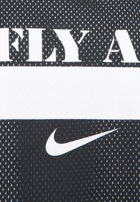 Nike Performance - ESSENTIAL FLY  - Top - black/white - 3