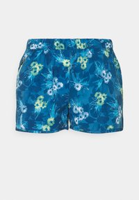 MIDWAY - Sports shorts - navy blue