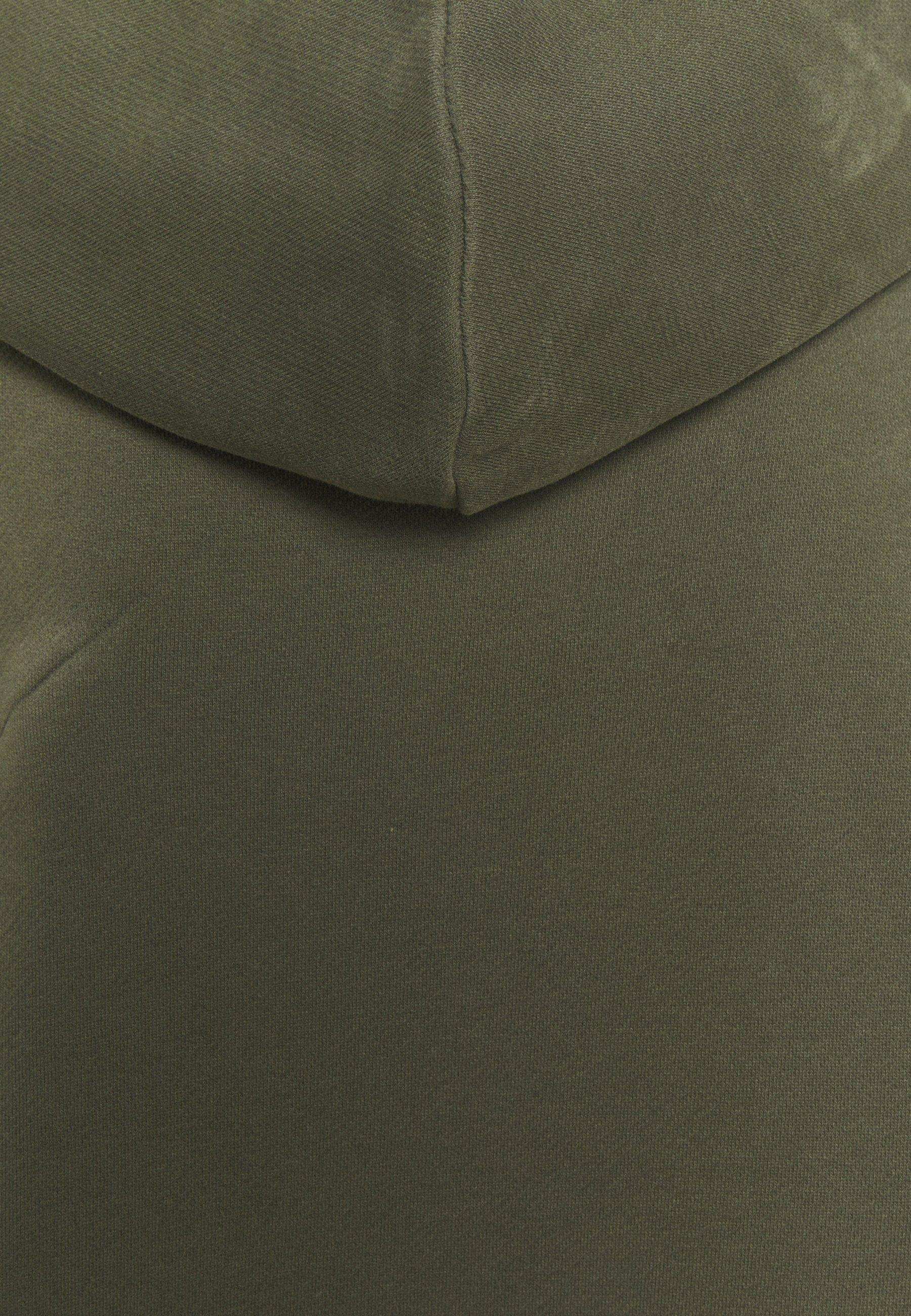 Marc O'polo Denim Hoodie - Utility Olive/oliven