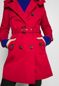 Esprit - CLASSIC - Trenchcoat - dark red - 5
