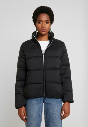 ONLNINA QUILTED - Winter jacket - black