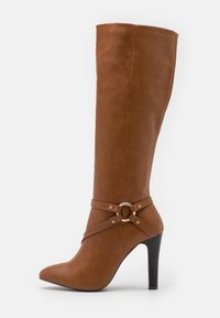 Wallis - PARNESS - Boots - cognac - 1