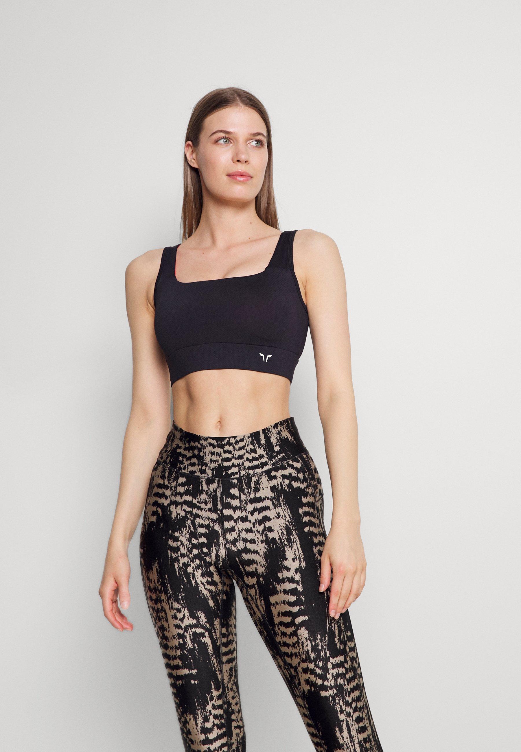 Women FLUX BRA - Medium support sports bra
