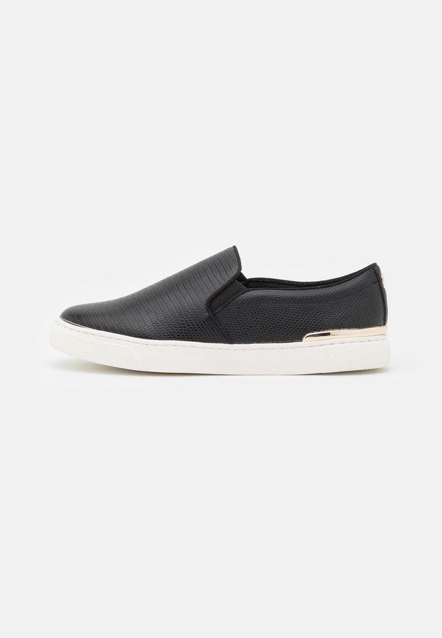 CRENDAN - Sneakers laag - black