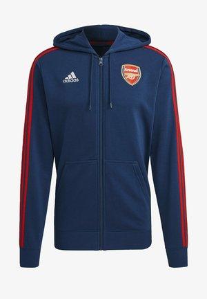 AFC 3S FZ HD - Club wear - blue