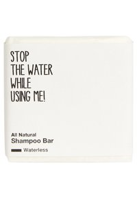 STOP THE WATER WHILE USING ME! - ALL NATURAL NO ADVENT CALENDER - Adventskalender - black,white - 5