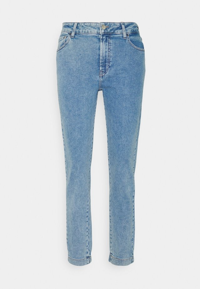 CAILYKB - Jean boyfriend - medium blue denim