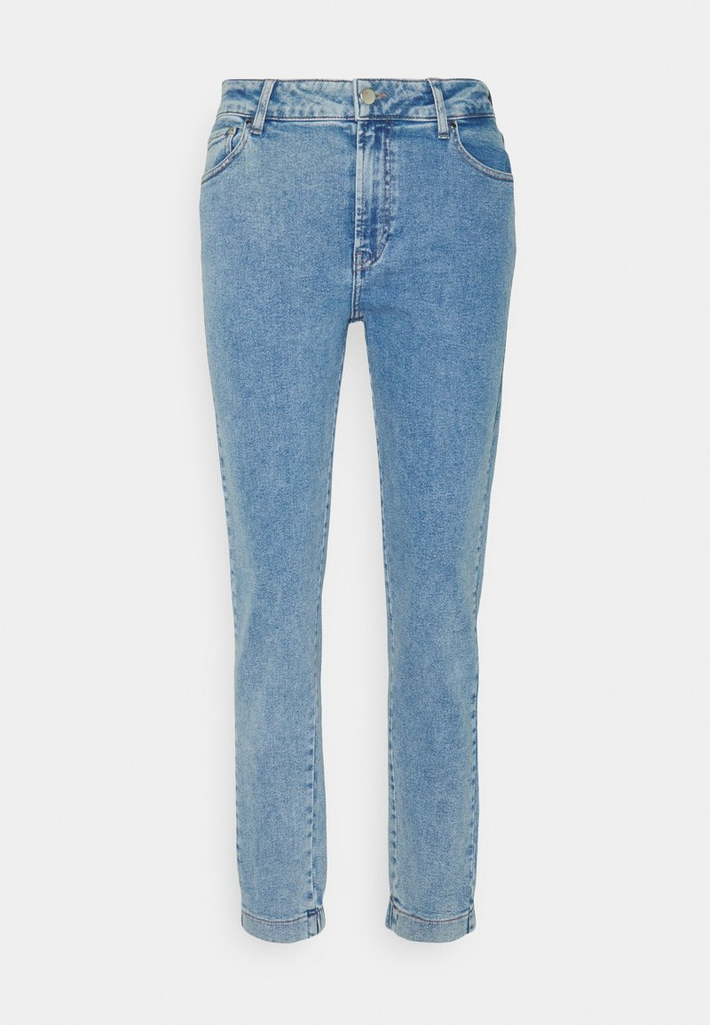Karen by Simonsen - CAILYKB - Jeans relaxed fit - medium blue denim