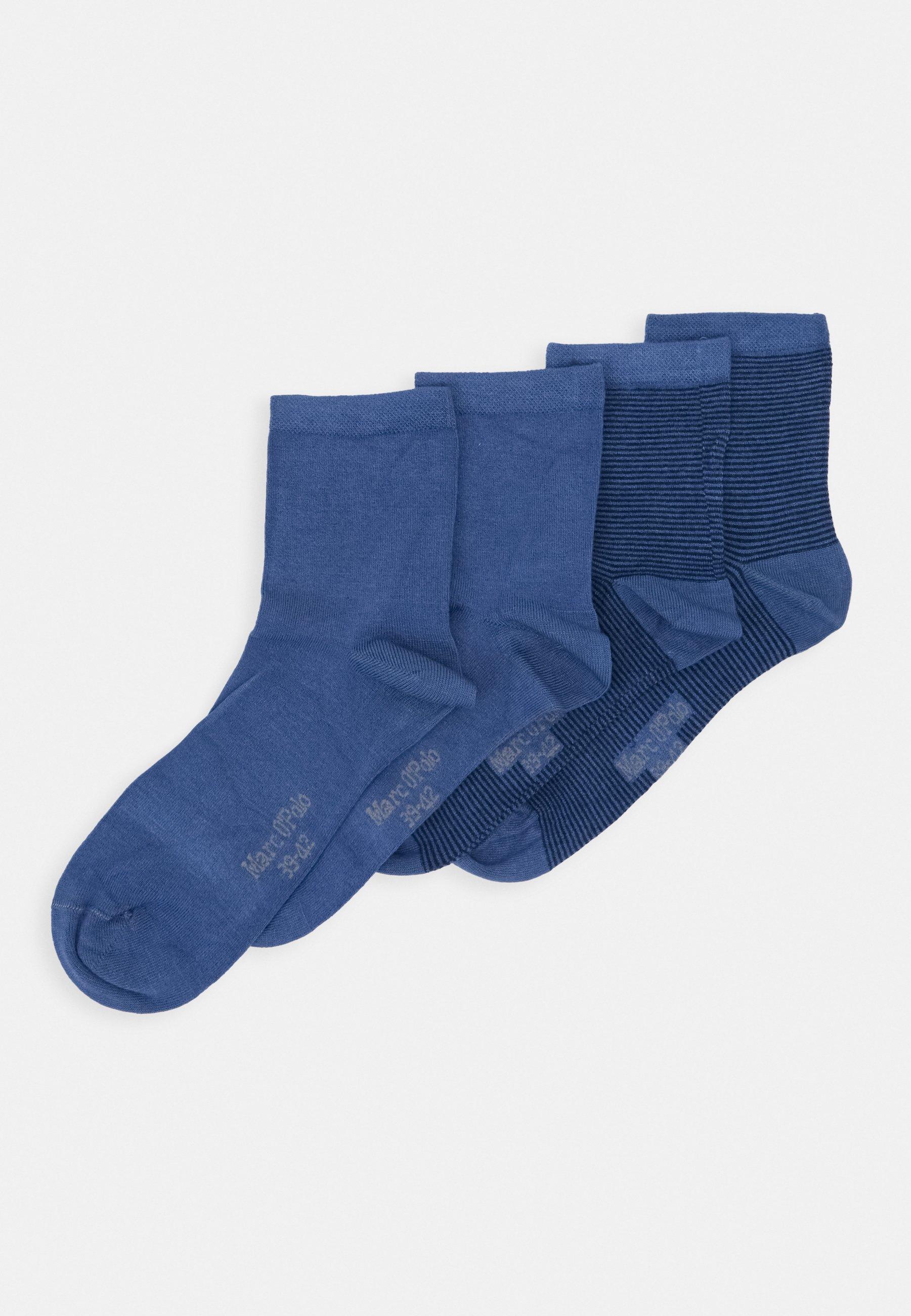 Femme SOCKS 4 PACK - Chaussettes