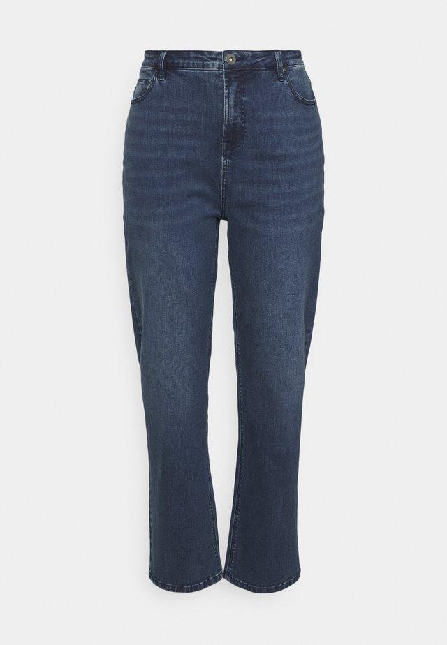 JAUSTYN - Slim fit jeans - blue denim