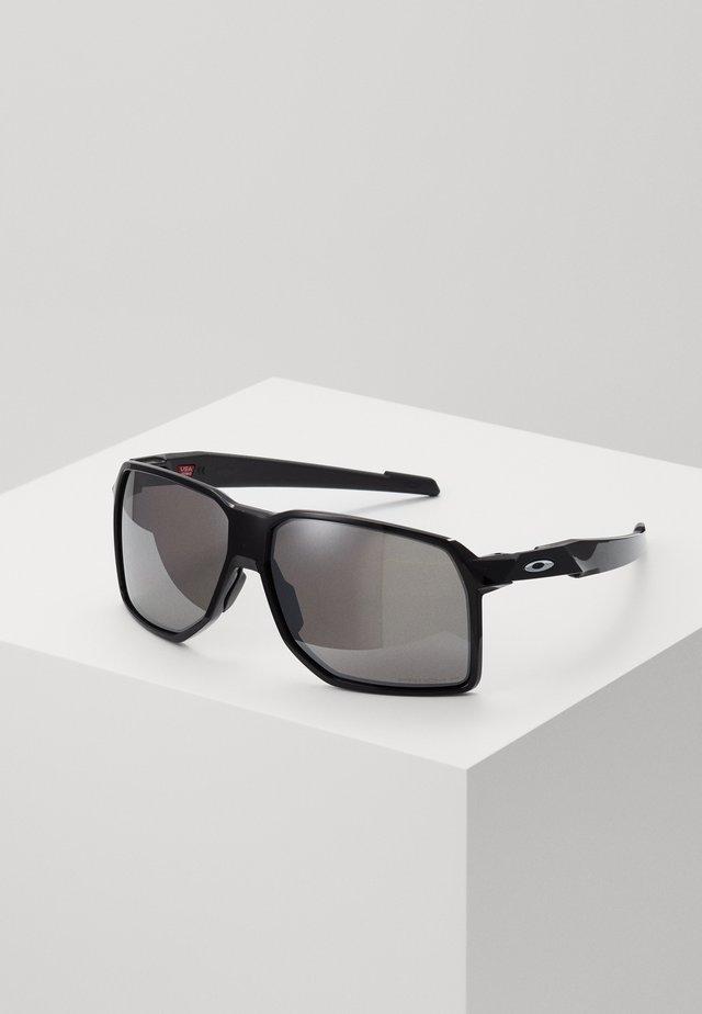 PORTAL - Sportovní brýle - portal pol black/prizm black pol