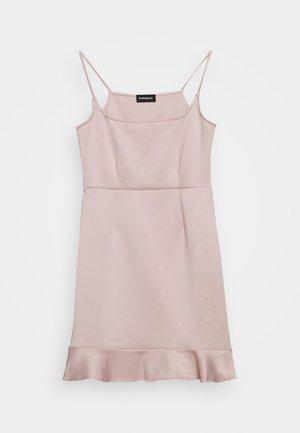 Vestido ligero - rose dust