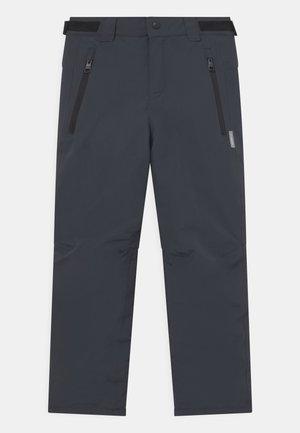 TEC SILD UNISEX - Outdoorbroeken - soft black