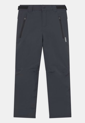 TEC SILD UNISEX - Outdoor trousers - soft black