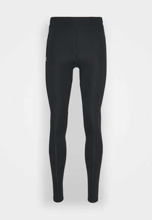 UA FLY FAST HEATGEAR TIGHT - Leggings - black