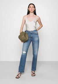 AG Jeans - ALEXIS - Straight leg jeans - blue denim - 1
