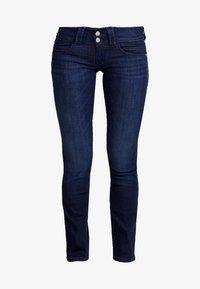 Pepe Jeans - VENUS - Straight leg jeans - dark-blue denim - 3