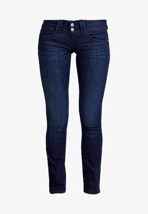 VENUS - Straight leg jeans - dark-blue denim