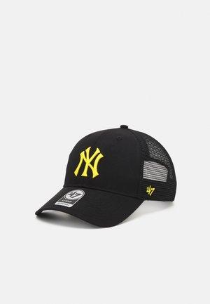 MLB NEW YORK YANKEES BRANSON UNISEX - Keps - black