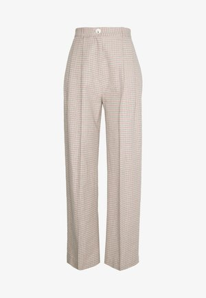 SUNNA TROUSERS - Trousers - beige