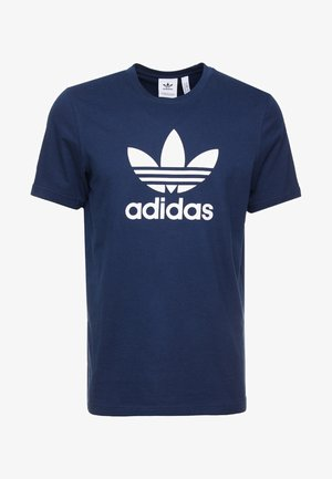TREFOIL UNISEX - T-shirt z nadrukiem - collegiate navy