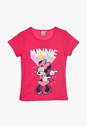 MINNIE  - Print T-shirt - pink