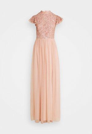 MAJA MAXI - Společenské šaty - light pink