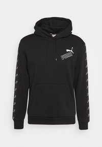 Puma - AMPLIFIED HOODIE - Sweat à capuche - black - 4