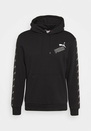AMPLIFIED HOODIE - Hættetrøjer - black
