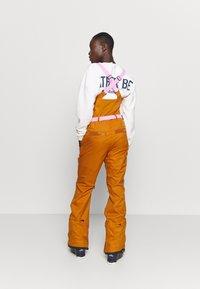 Burton - LAROSA BIB - Snow pants - true penny - 2