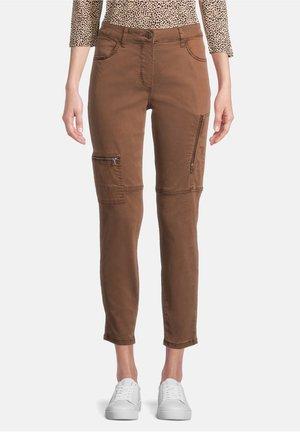 Pantalon cargo - pinecone