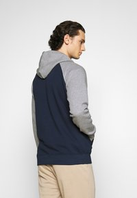 Quiksilver - EVERYDAY SCREEN ZIP - Zip-up hoodie - navy blazer - 2
