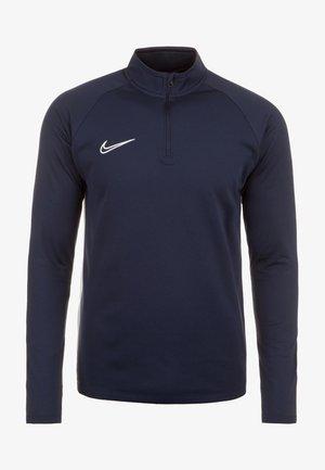 DRY ACADEMY - Sports shirt - dark blue