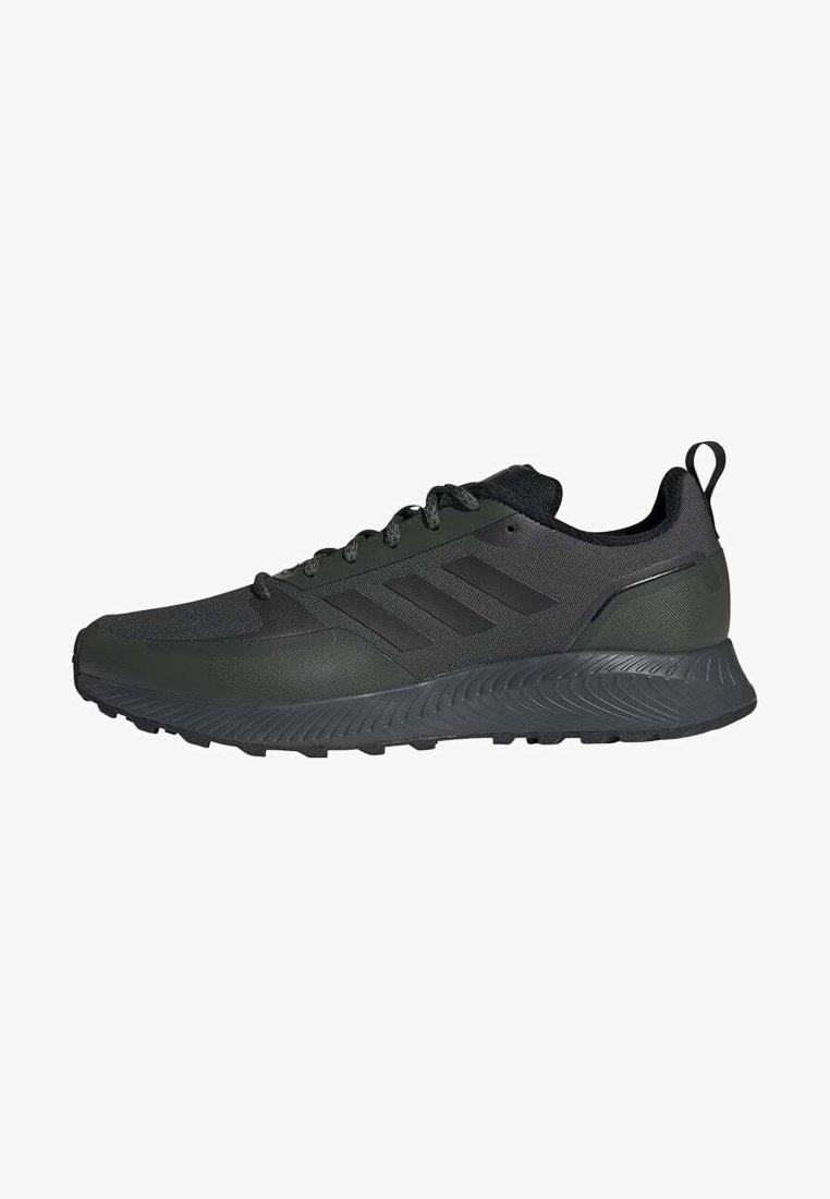 adidas Performance - RUNFALCON 2.0 TR - Neutrální běžecké boty - legear/cblack/gresix