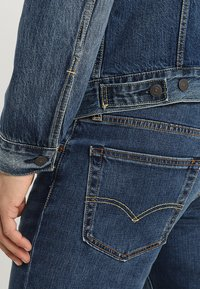 Levi's® - THE TRUCKER JACKET - Spijkerjas - mayze trucker