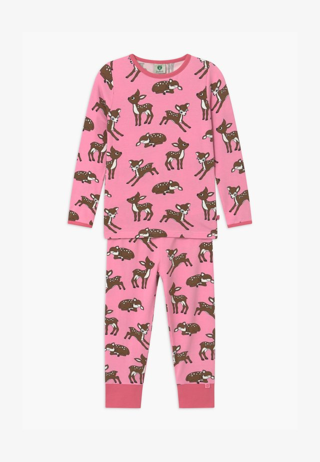 GIRL DEER  - Pyjama set - sea pink