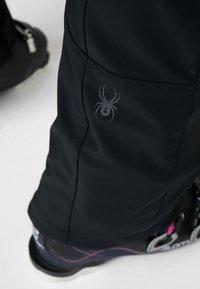 Spyder - ORB - Pantalón de nieve - black - 3
