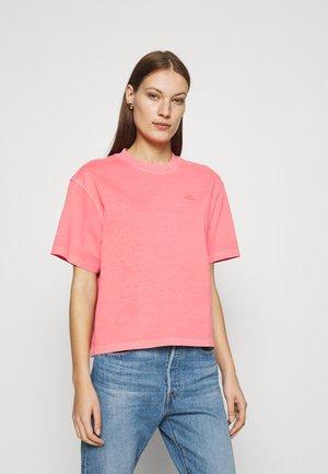 T-shirt z nadrukiem - amaryllis