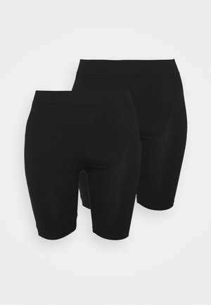 CYCLING 2 PACK - Shortsit - black