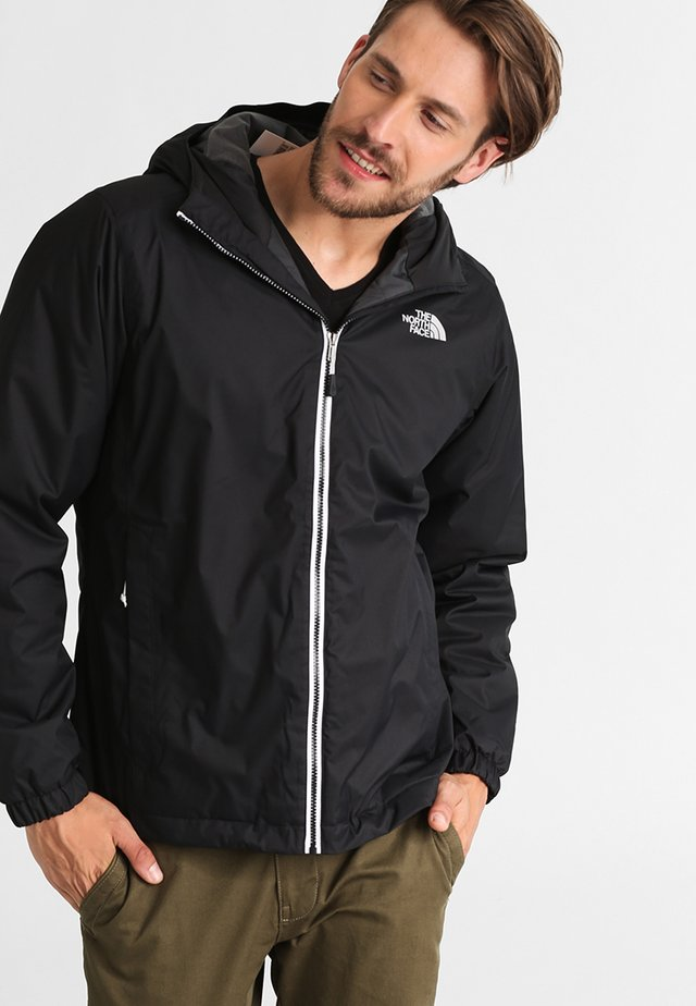 QUEST - Winter jacket - black