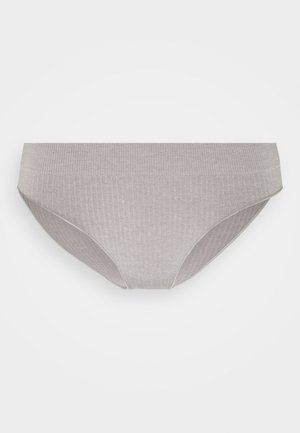 Briefs - grey melange