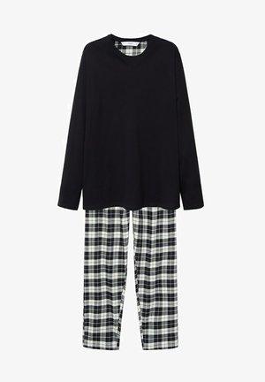 NOE - Pyjamas - zwart