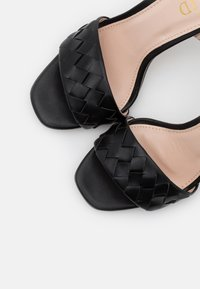 RAID - DELLA - High heeled sandals - black - 5