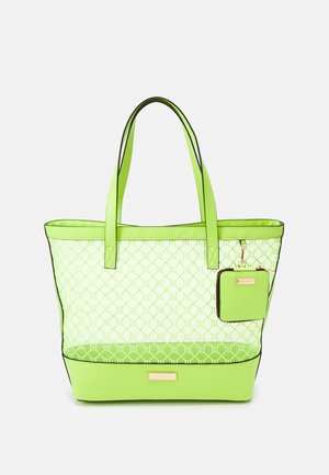 Tote bag - green bright