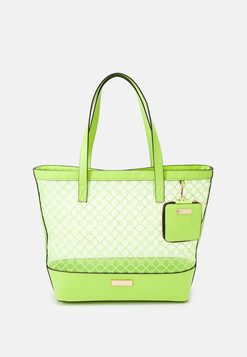 River Island - Tote bag - green bright