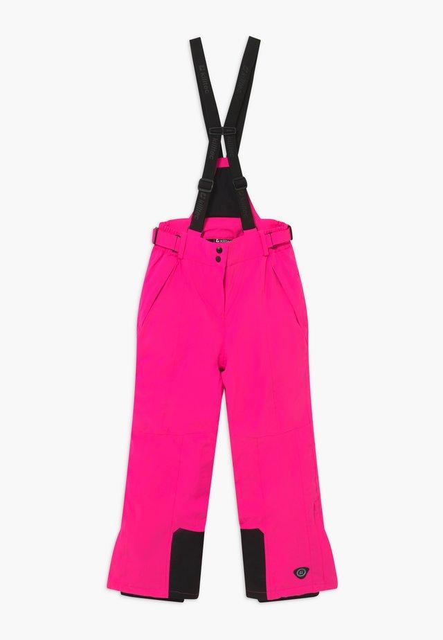 GANDARA - Snow pants - neon pink