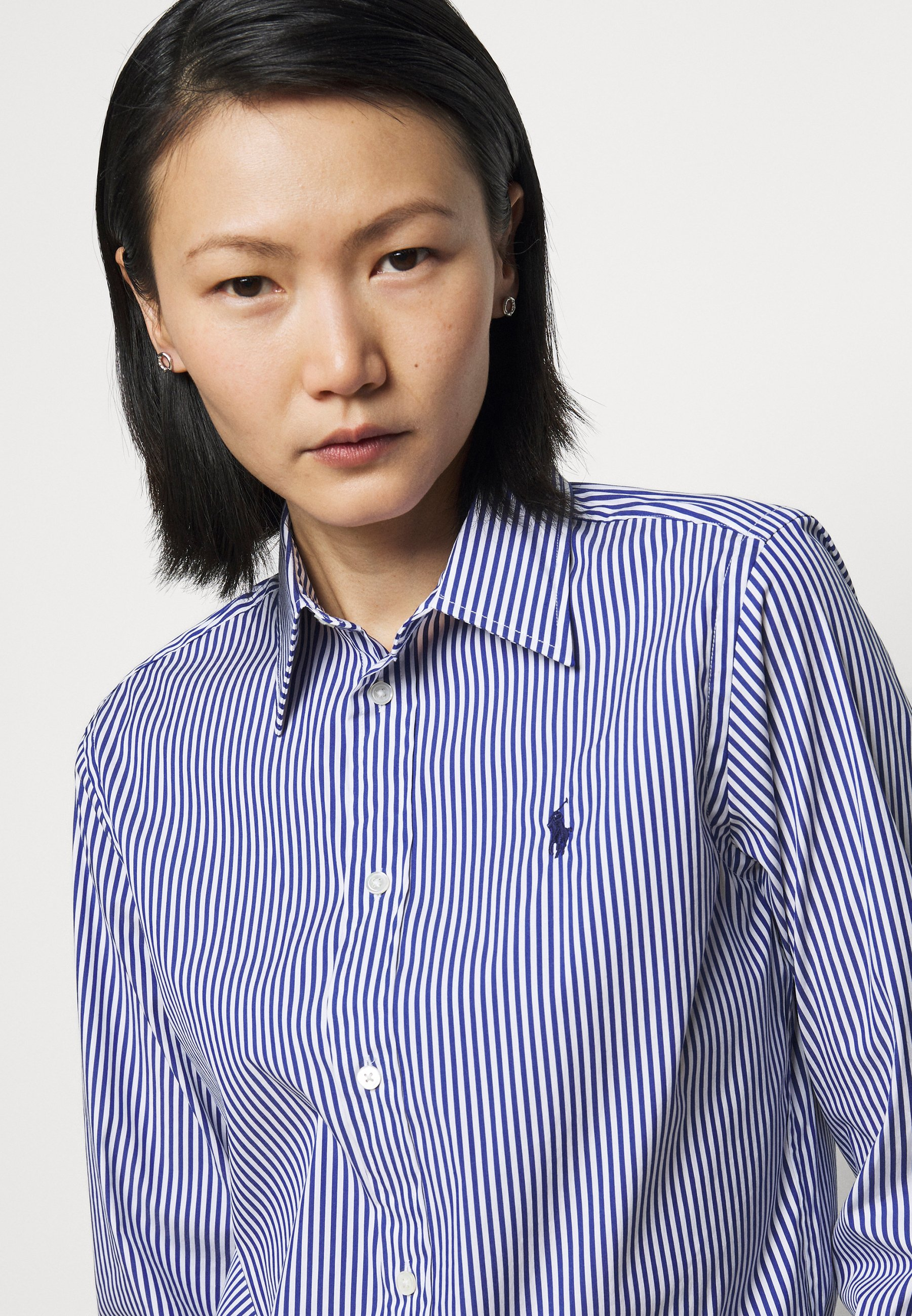 Women STRETCH - Button-down blouse